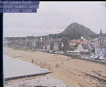 North Berwick, SE Scotland - Webcam Image